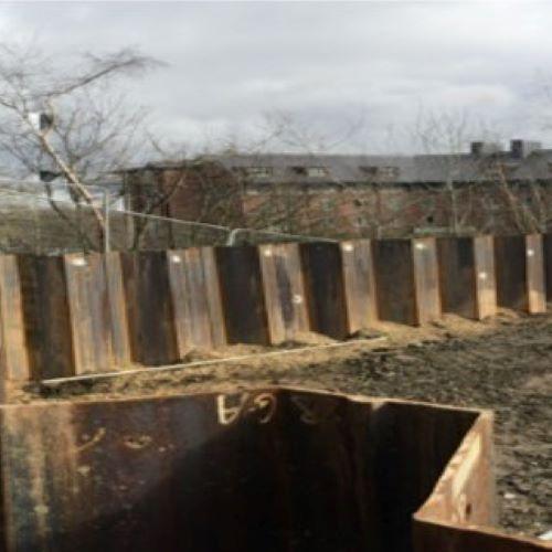 Waterside Development Milburngate Durham - Services & Ground Movement