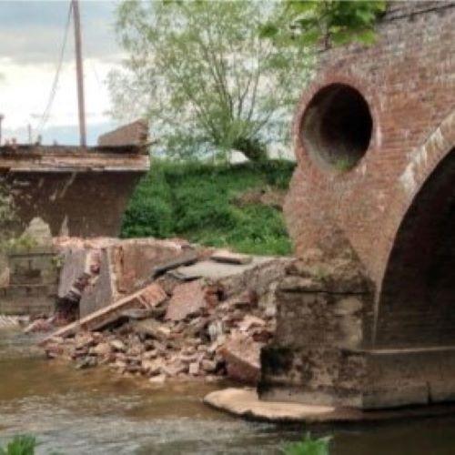 Eastham Bridge - Abutment Spring Piles